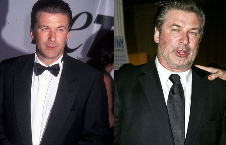 Alec Baldwin Fat to Fit Celebrity