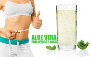 Aloe Vera weight loss in 7 days