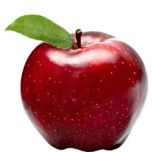 Apple fruit to lose weight