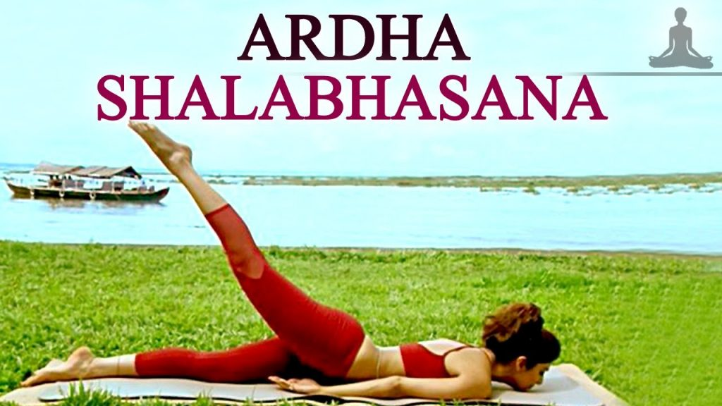 Ardha Shalabhasana Shilpa Shetty Weight Loss Yoga