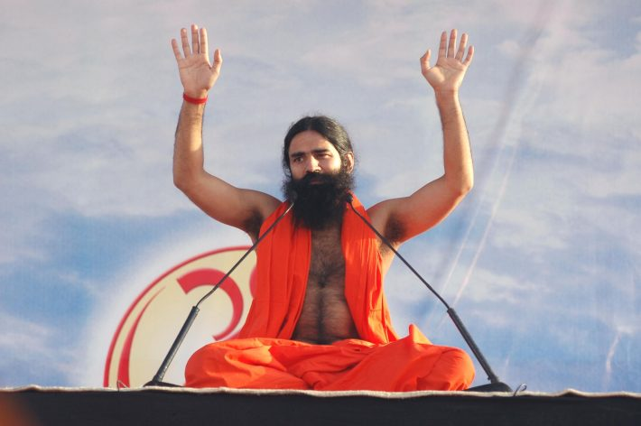 Baba Ramdev Yoga Asanas for Weight Loss