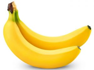 Bananas fruit to lose weight