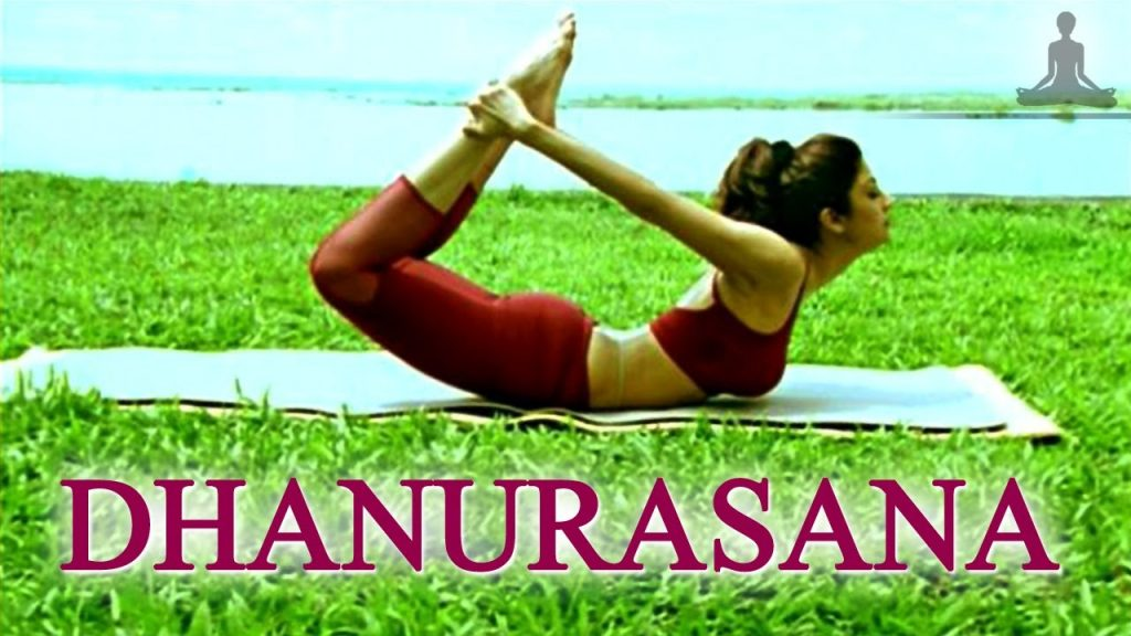 Dhanurasana Shilpa Shetty Weight Loss Yoga