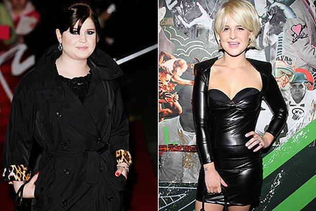 Kelly Osbourne Fat to Fit Hollywood Celebrity