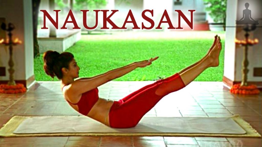Naukasan Shilpa Shetty Weight Loss Yoga