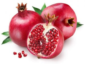 Pomeogranate fruit to lose weight