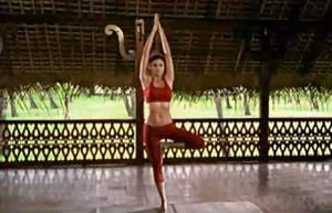 Vrikshasana Shilpa Shetty Weight Loss Yoga