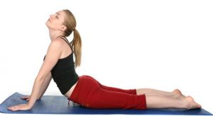 Bhujangasana Yoga Asanas For Weight Loss