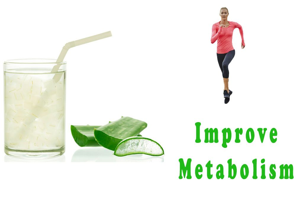 metabolism improvement aloe vera juice weight loss