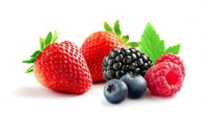 mixed berries fruit to lose weight
