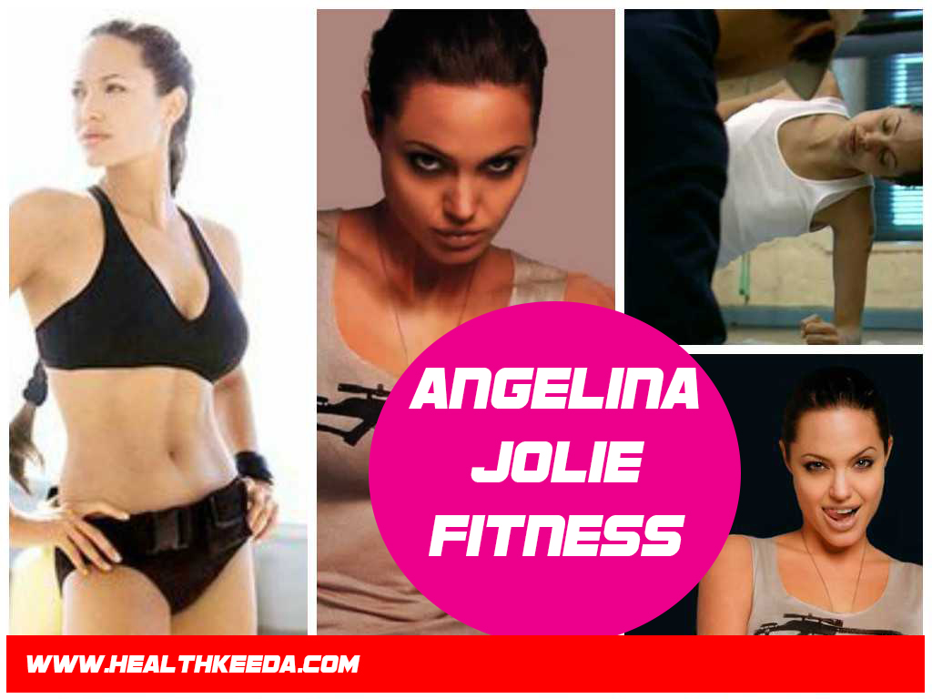 Angelina Jolie Weight Loss and Diet Plan