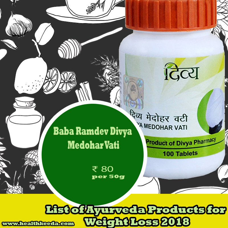 List of Top Ayurvedic Medicines for Weight Loss | Health Keeda