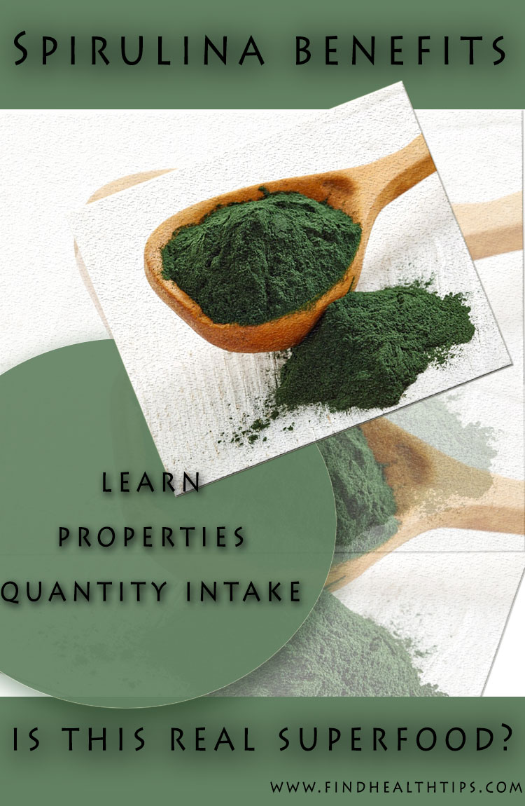 spirulina superfood benefits