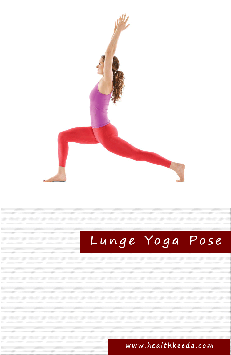 Lunge Yoga Pose Weight Loss