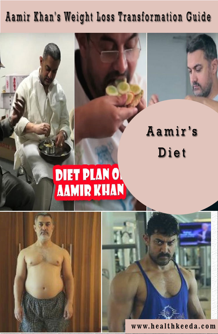 aamir khan diet plan dangal