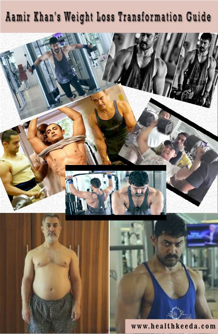 aamir khan weight loss transformation guide