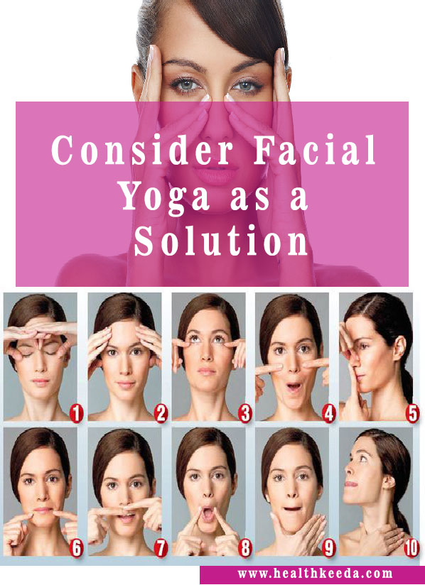 consider facial yoga solution burn face fat naturally
