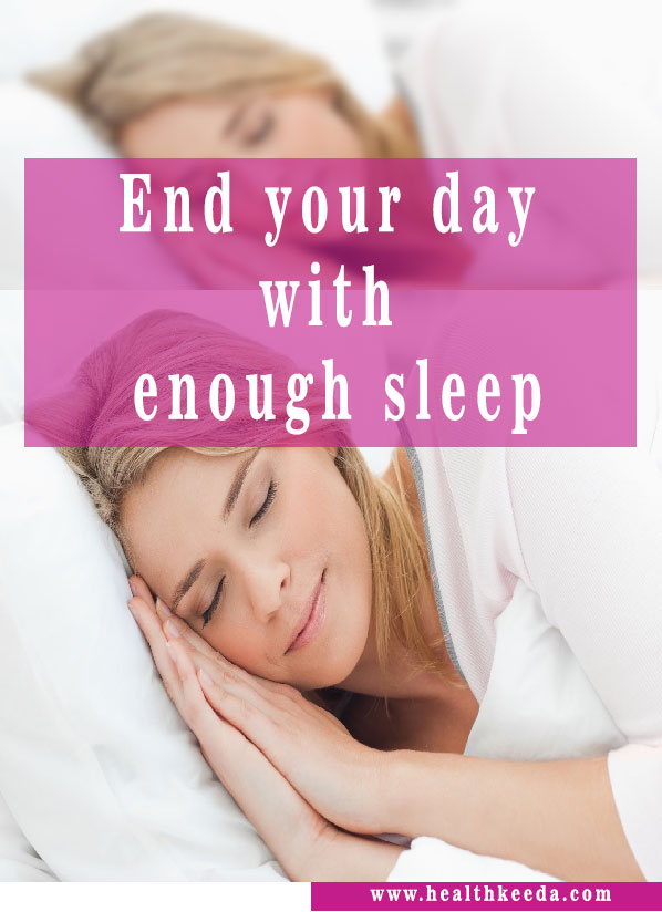 get enough sleep burn face fat naturally