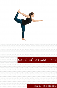 lord of dance pose Weight Loss