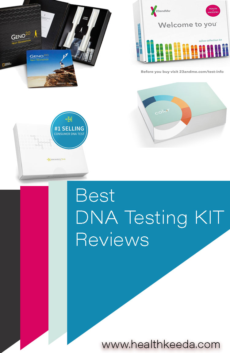 Best DNA TESTING KIT Reviews 2018