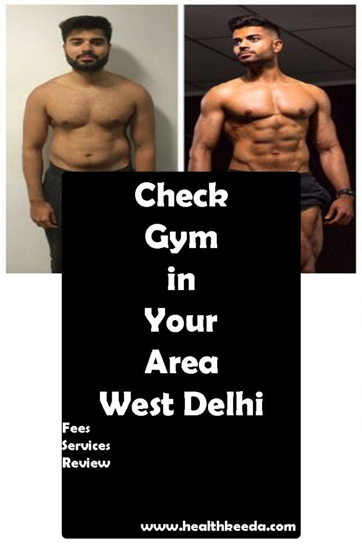 Gyms West Delhi List