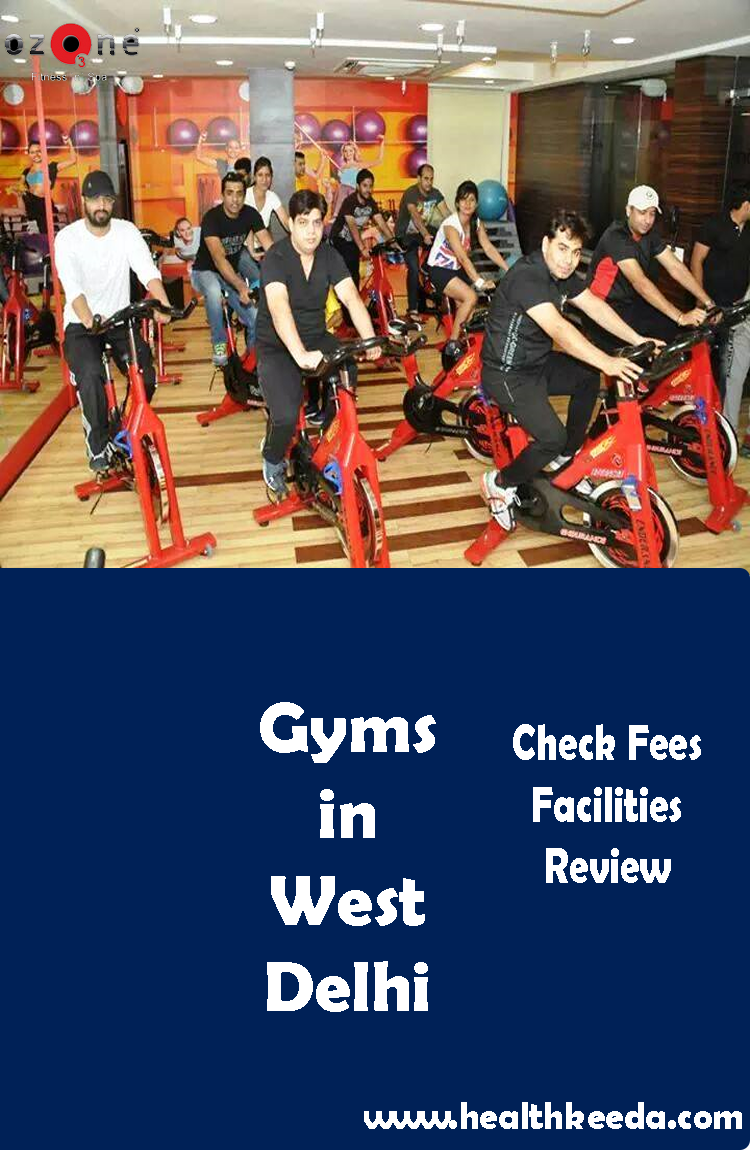 Gyms West Delhi Ozone fitness