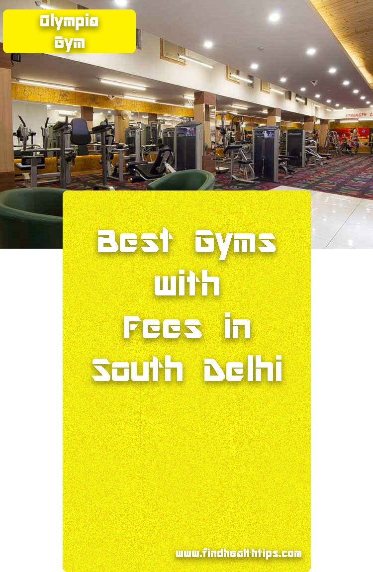 Olympia Gym Best Gyms South Delhi