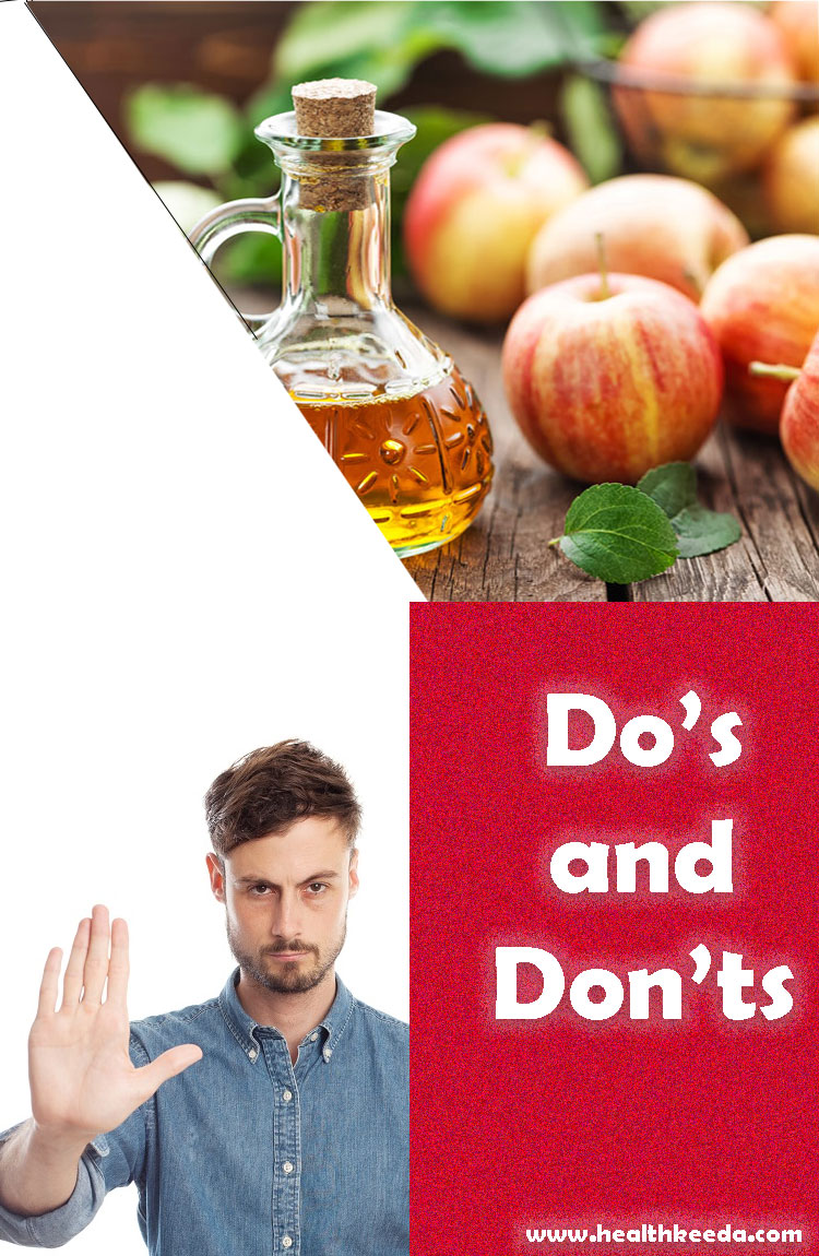 apple cider dos and don'ts