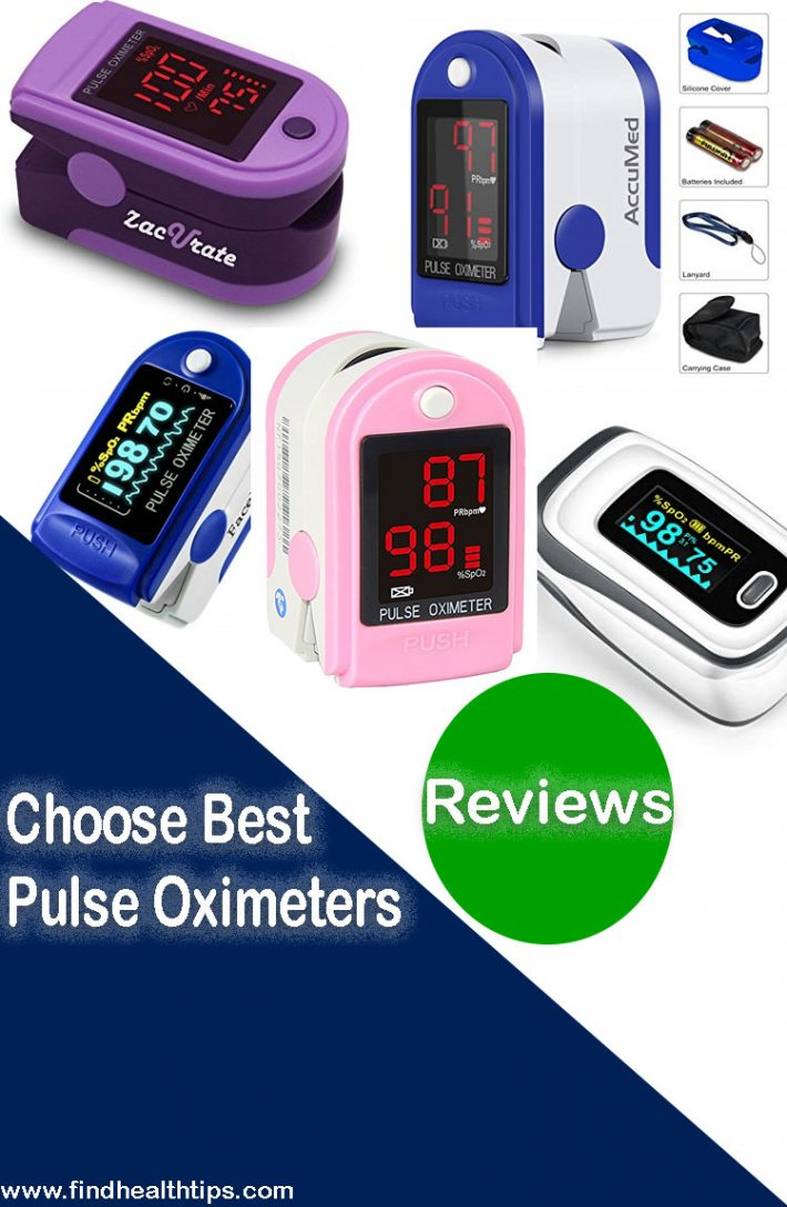 best pulse oximeters reviews