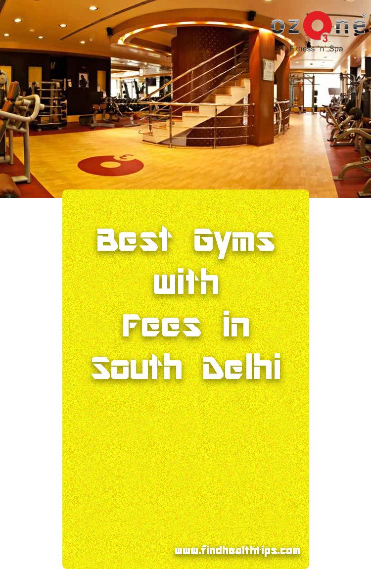 Ozone Best Gyms South Delhi