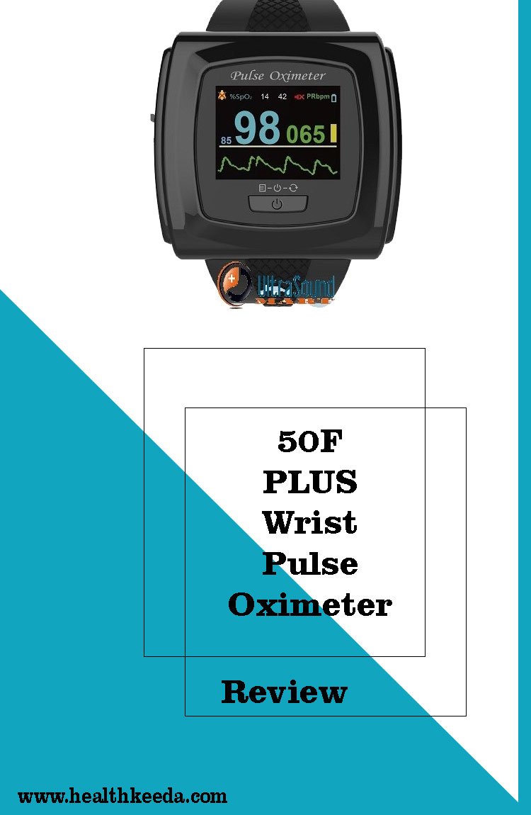 50F PLUS Wrist Pulse Oximeter Review Best Pulse Oximeters for Athletes