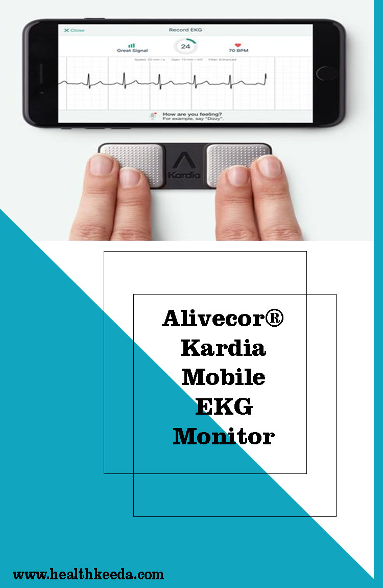 Alivecor® KardiaMobile EKG Monitor Review Best Pulse Oximeters for Athletes