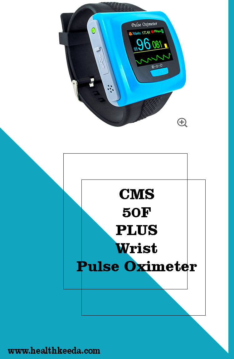 CMS50F Wrist Pulse Oximeter Review Best Pulse Oximeters for Athletes 2018
