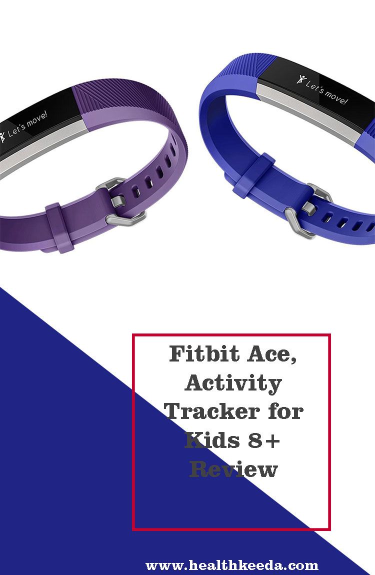 Fitness Tracker Review Fitbit Ace Activity Tracker for Kids