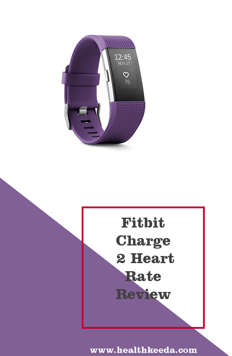 Fitness Tracker Review Fitbit Charge 2 Heart Rate