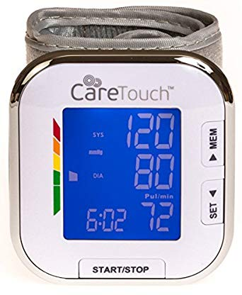 Infant Pulse Oximeters Fully automatic wrist blood pressure cuff monitor by Care touch