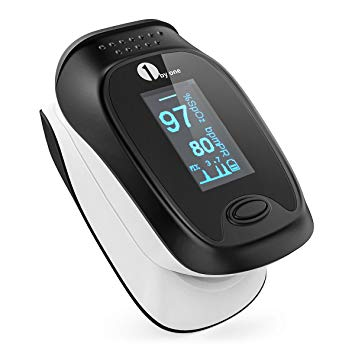 Infant Pulse Oximeters Portable digital fingertip pulse oximeter by 1byone