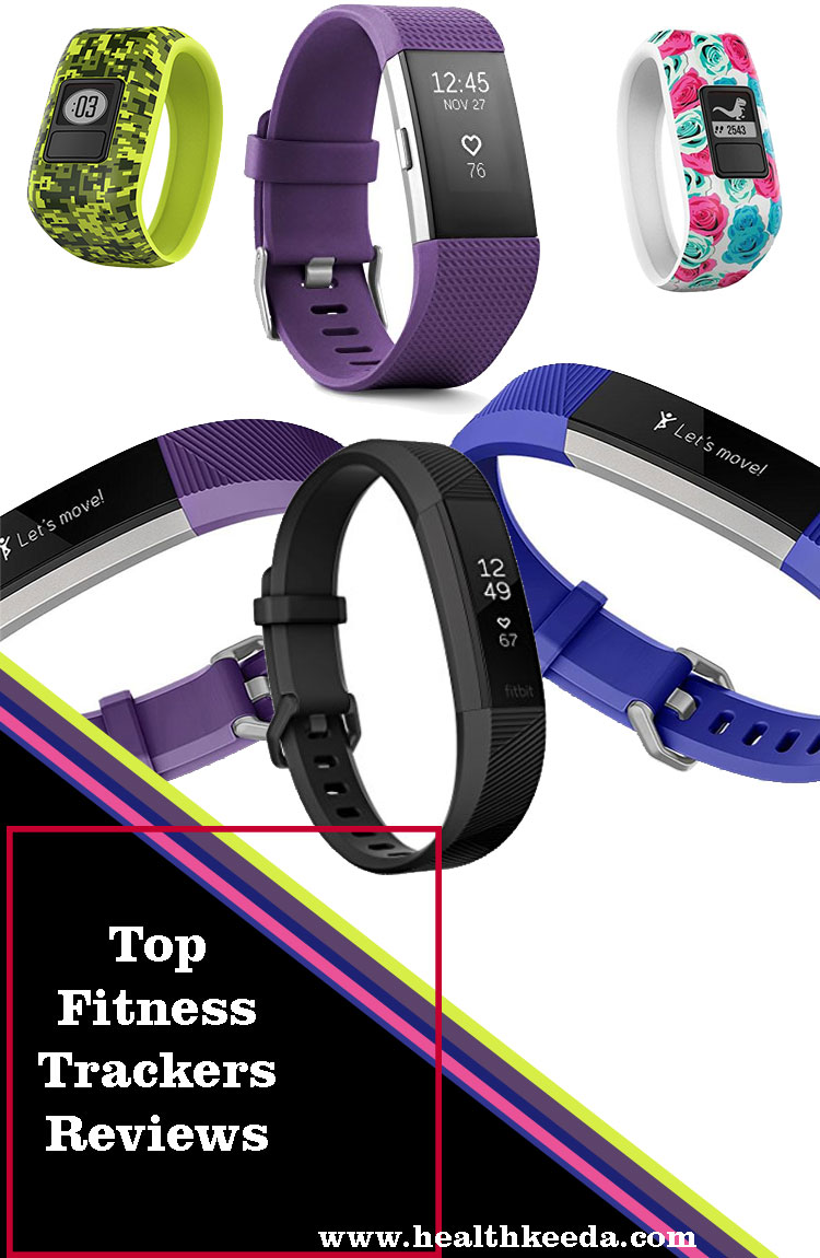 fitness tracker reviews 2018