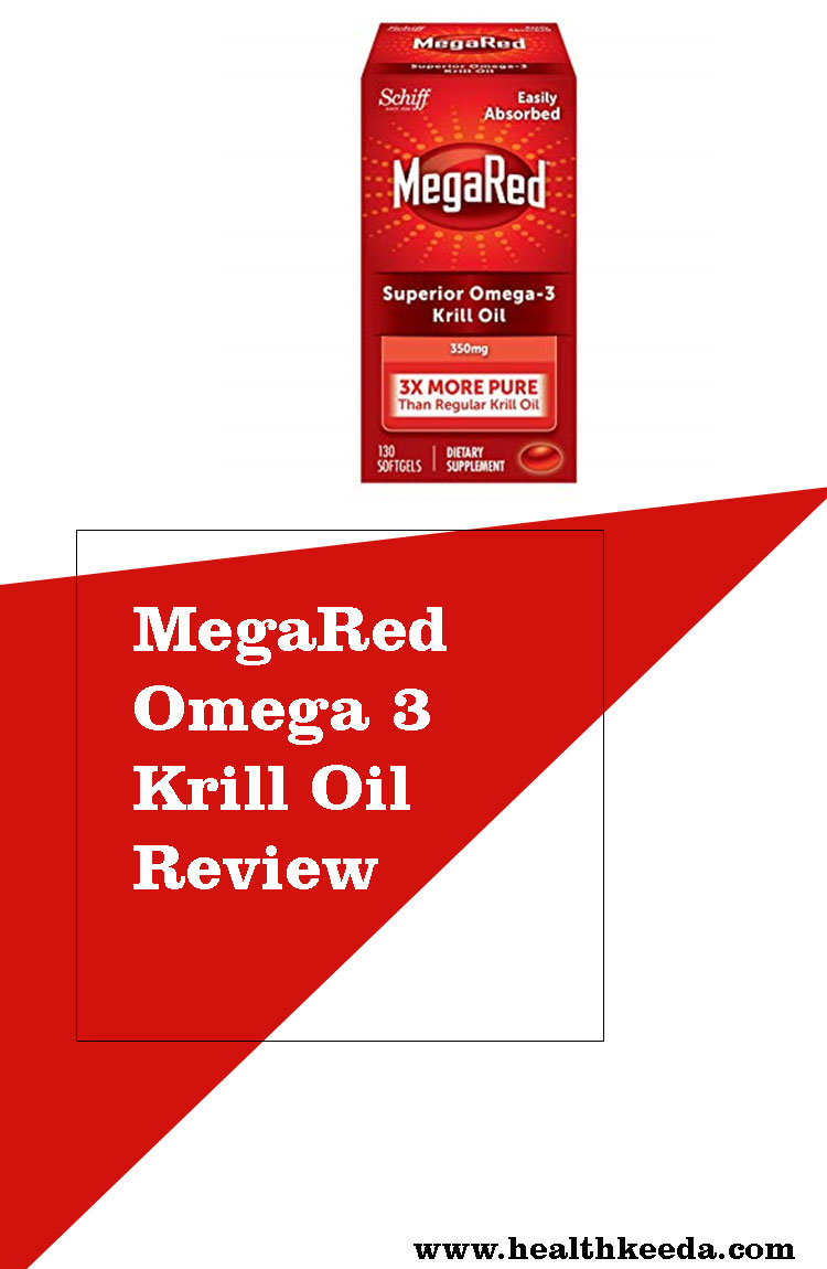 omega supplements reviews 2018 MegaRed 350mg Omega 3 Krill Oil