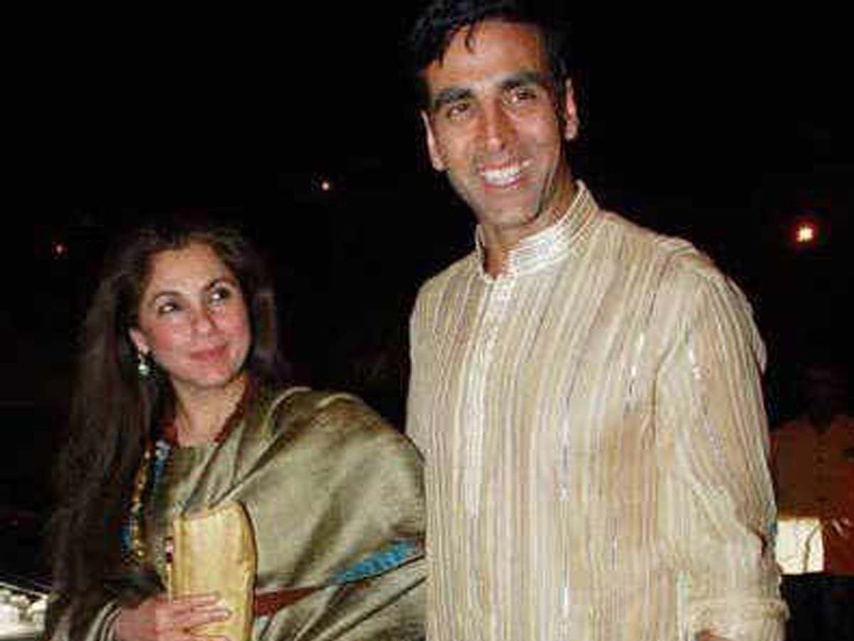 Mother In Law of Akshay Kumar