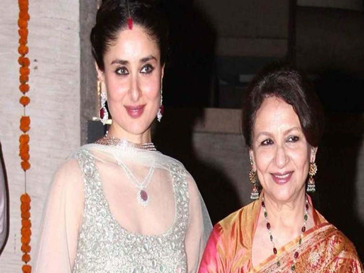 Mother In Law of Kareena Kapoor