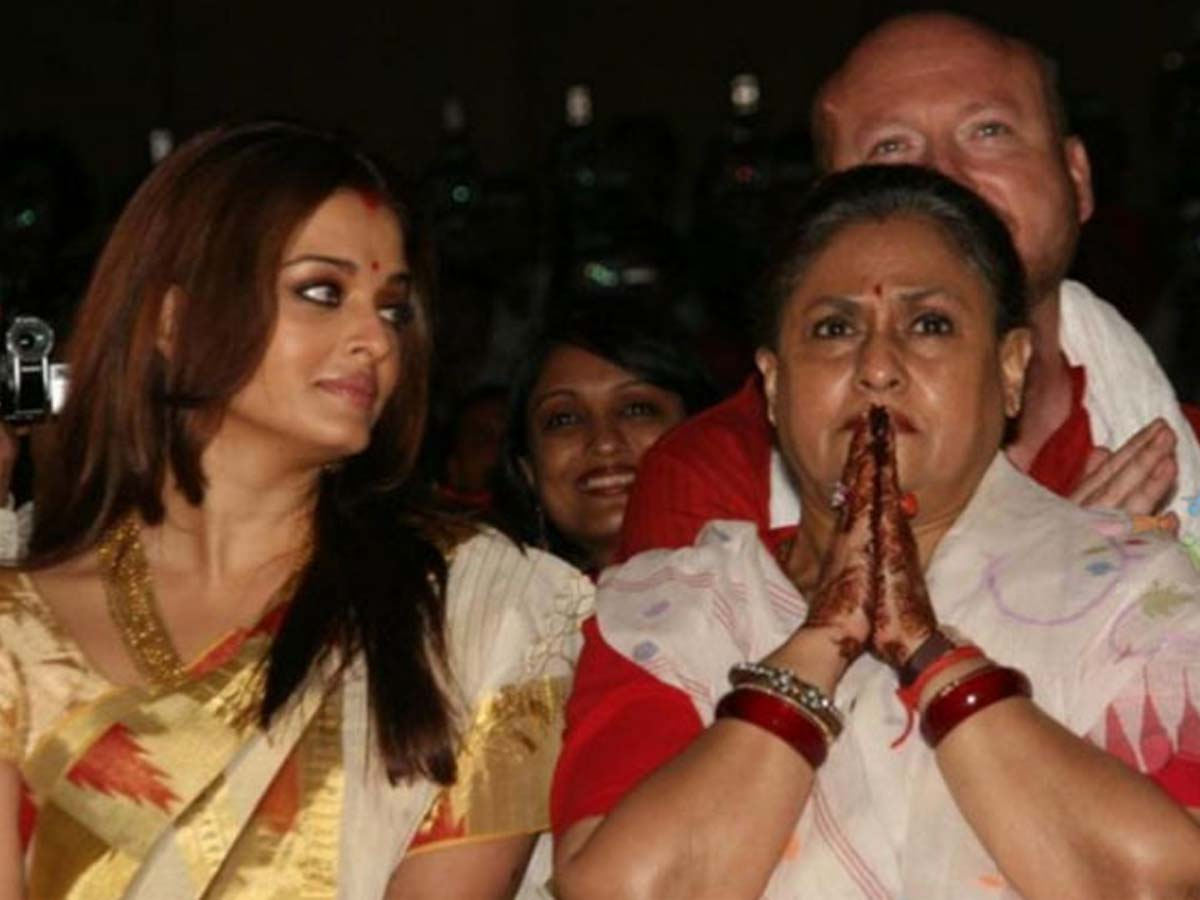 Mother In Law of Aishwarya Rai