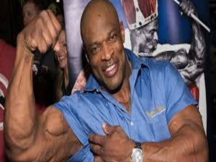 Ronnie Coleman Mr. Olympian - Fitness Motivation