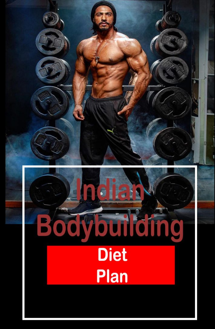 indian bodybuilding diet plan