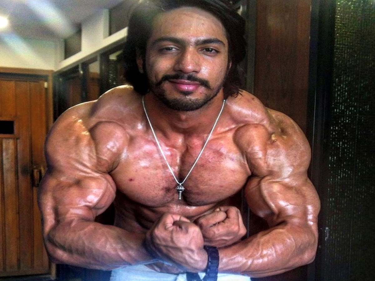 Thakur Anoop Singh Fitness Motivation