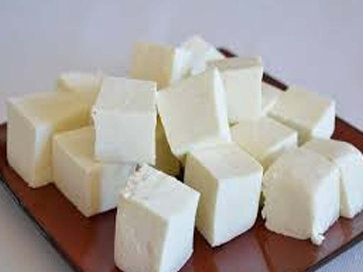 Paneer - cheapest protein foods in India