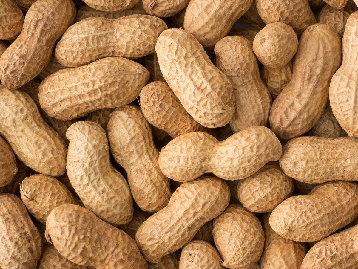 Peanuts- cheapest protein foods in India
