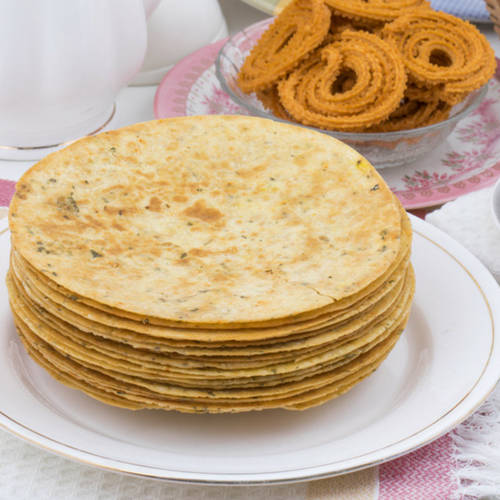 Khakra - Healthy Snacks in India