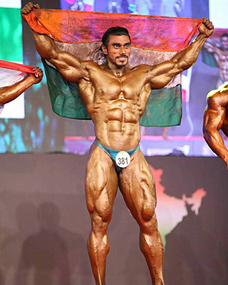 Sangram Chougule Mr Universe - Fitness Motivation Story